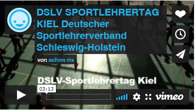 Video: Sportlehrertag in Kiel